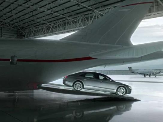 Audi Film Ad -  First Class