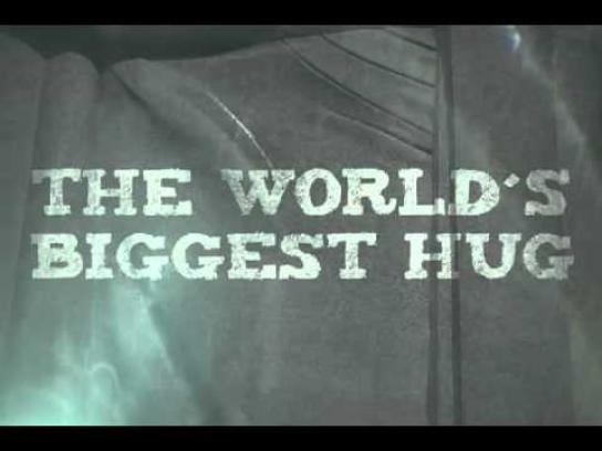 Conselho Nacional Do Sesi Ambient Ad -  The World's Biggest Hug