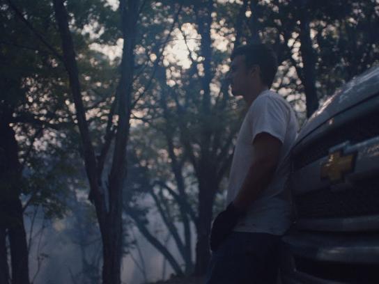 Chevrolet Film Ad - Scars