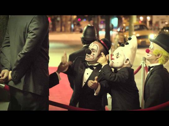 Canal+ Film Ad -  The Clowns