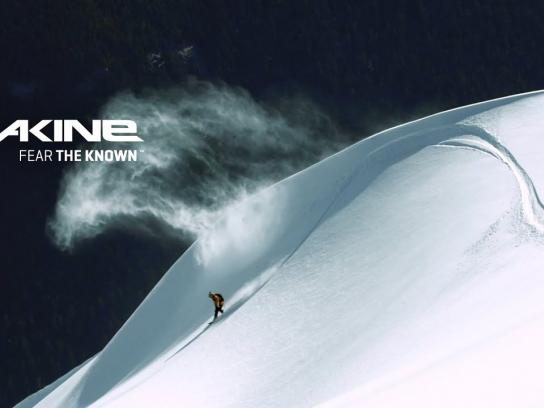 Dakine Film Ad - Fear The Known
