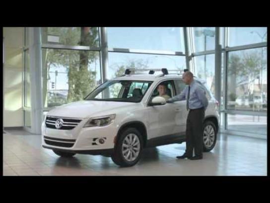Volkswagen Film Ad -  Tiguan