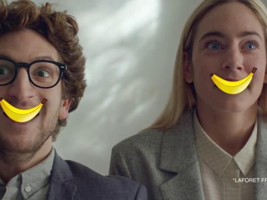 Laforet Film Ad - Publicité Emoji