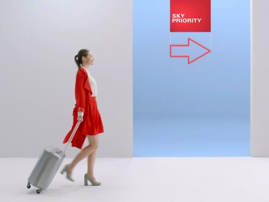 Air France Film Ad -  SkyPriority