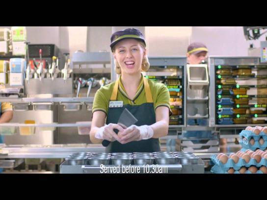 McDonald's Film Ad -  Good to know - Eggs