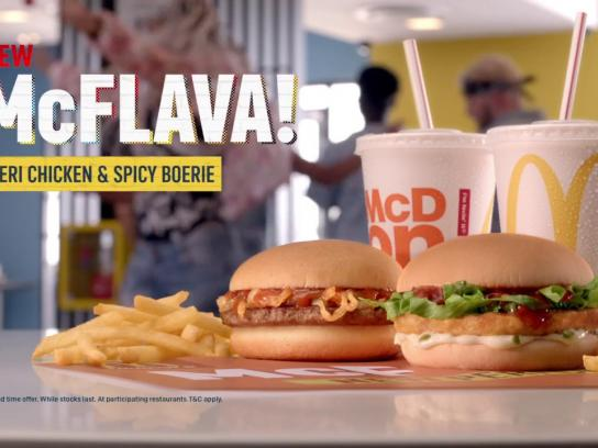 McDonald's Film Ad - McFlava
