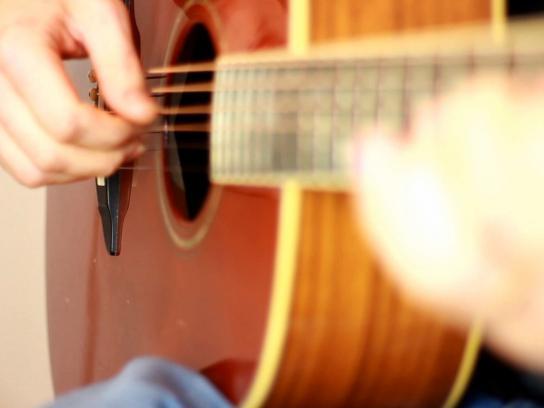 Snickers Digital Ad -  Goliath guitar tutorials