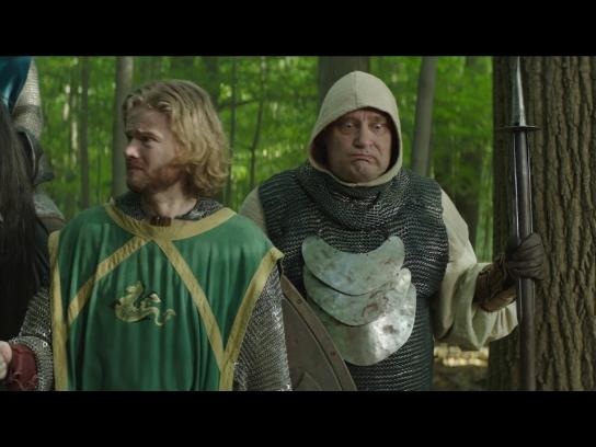 New York Lottery Film Ad - Medieval