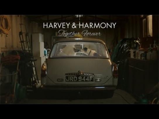 Thinkbox Film Ad -  Harvey & Harmony