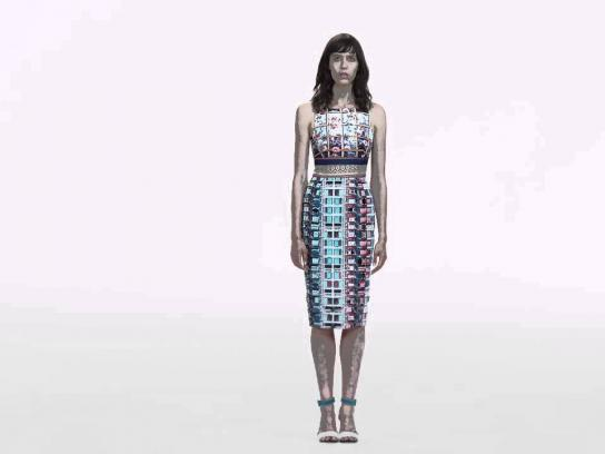 Mary Katrantzou Film Ad -  Questions