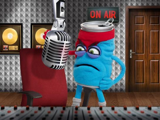 Return-It Audio Ad -  Al Capican takes over