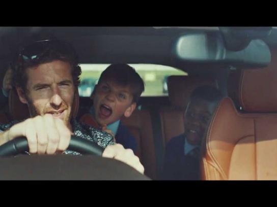Allianz Film Ad -  School run