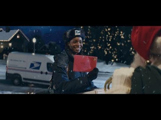 USPS Film Ad - Surprise Encounter