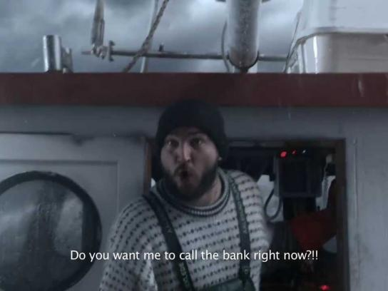 DnB Film Ad -  Call the bank