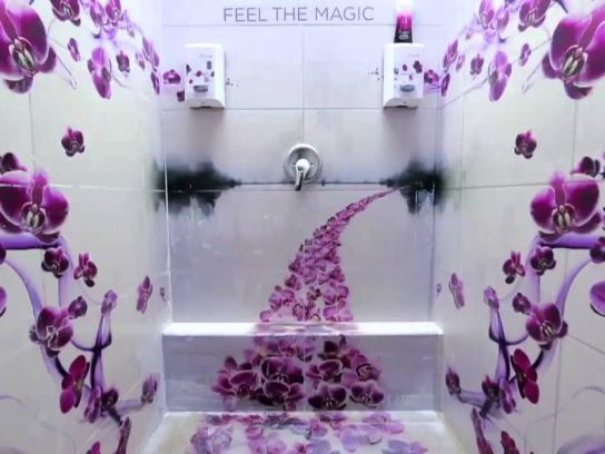 Lux Ambient Ad -  Magic Shower Rooms