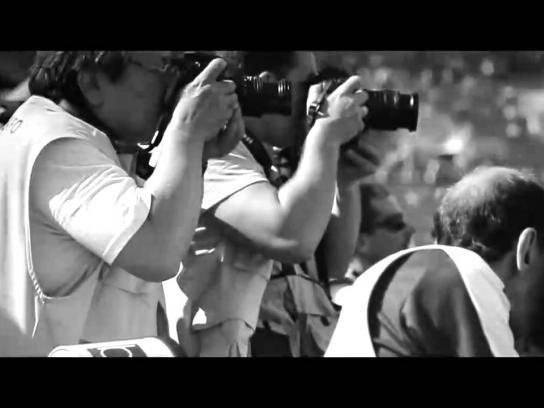 São Paulo Soccer Federation Digital Ad -  Linesmen for Peace