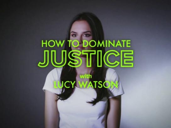 Bulk Powders Film Ad - Dominate Justice
