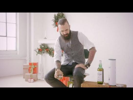 Laphroaig Digital Ad -  The gift that's better to receive