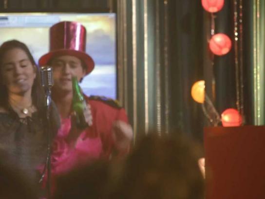 Bar Aurora e Boteco Ferraz Ambient Ad -  Karaoke Breathalyzer