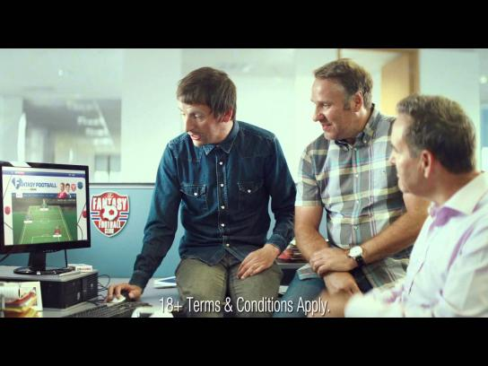Sky Sports Fantasy Football Film Ad -  Billy Bass