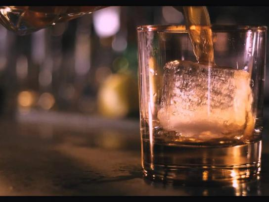 Urban Beard Film Ad -  Bourbon
