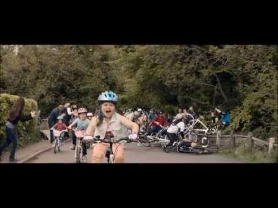 Halfords Film Ad -  Tour De Britain