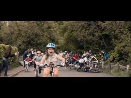Halfords Film Ad -  Tour De Britain