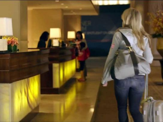 Hilton Digital Ad -  Ashley