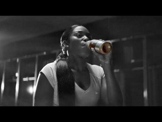 Built With Chocolate Milk Film Ad - Sloane Stephens Bounces Back with Chocolate Milk