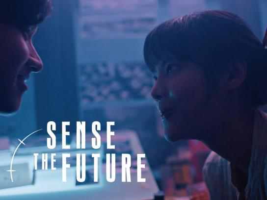 Honda Film Ad - Sense the Future