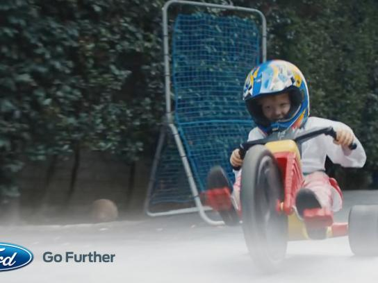 Ford Film Ad - Go further