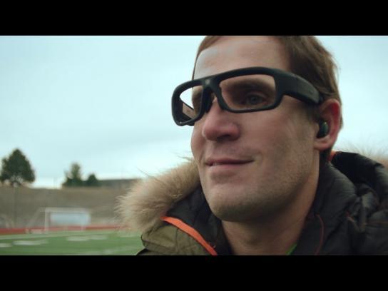 Crown Royal Experiential Ad - Seeing blind