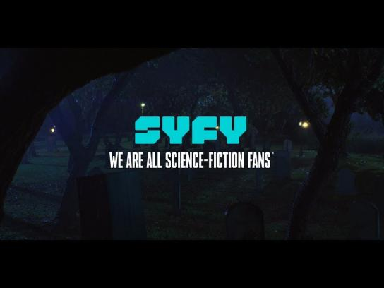 Syfy Channel Film Ad - Cemetery