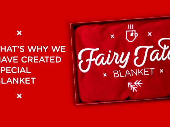Popradský Direct Ad - Fairy tale blanket