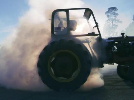Vianor Digital Ad -  Traktor Terror