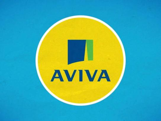 AVIVA Film Ad -  Donate To Yourself