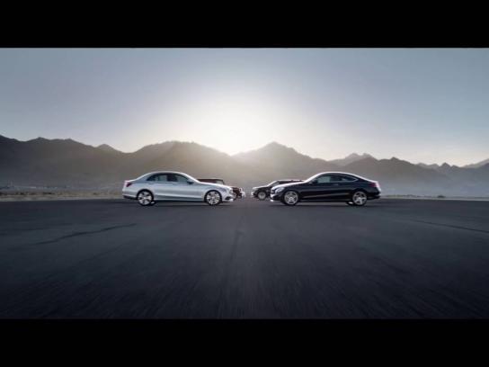 Mercedes Film Ad - Parting