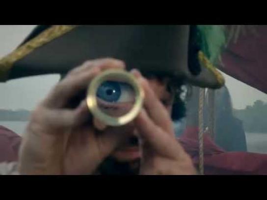 Columbus Zoo and Aquarium Film Ad -  Pirate Island