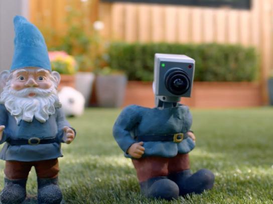 Norton Film Ad - Gnome
