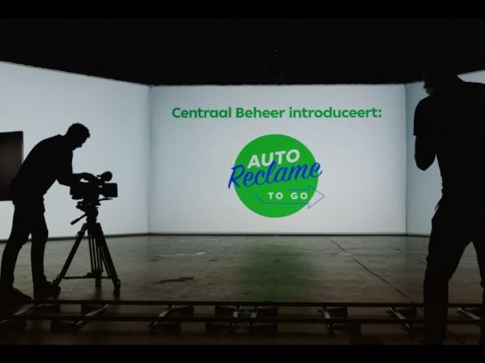 Centraal Beheer Film Ad - Car Commercial To Go