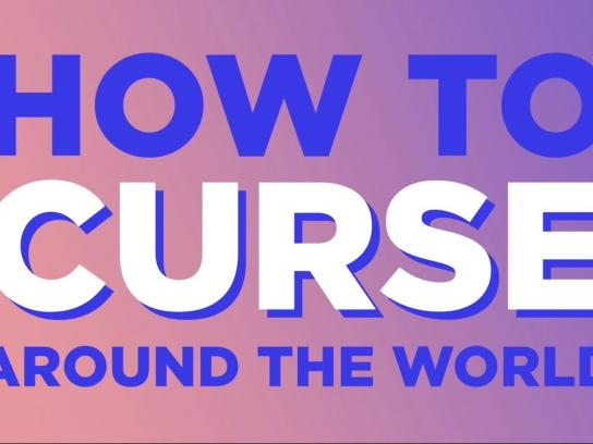 Mind Your World Film Ad - How to curse around the world