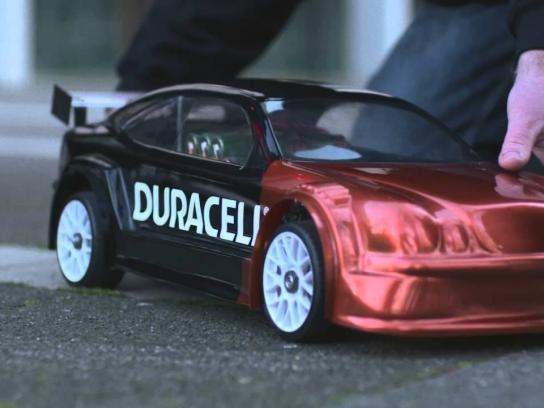 Duracell Ambient Ad - Duracell: Achievements