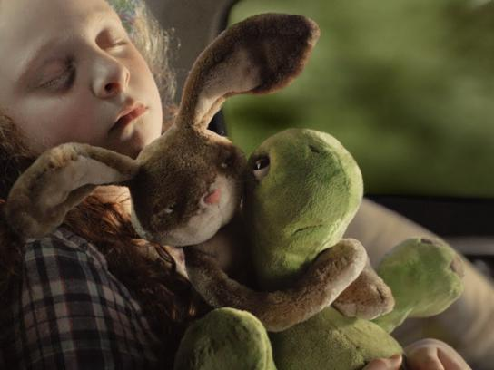 FedEx Film Ad - Tortoise & the Hare