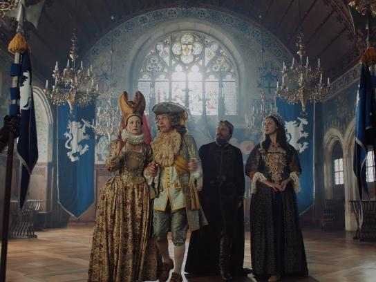 Bud Light Film Ad - A Royal Affair