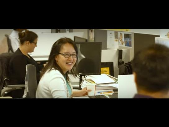 Western Union Film Ad -  American Dreamers