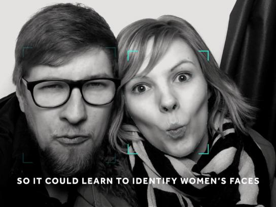 Terre Des Femmes Experiential Ad - Bruise Automat – The photo booth against domestic violence