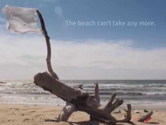 California Coastal Commission Film Ad -  Coastal Cleanup Day