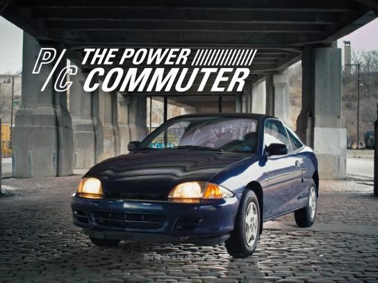 NAPA Auto Parts Film Ad -  The Power Commuter
