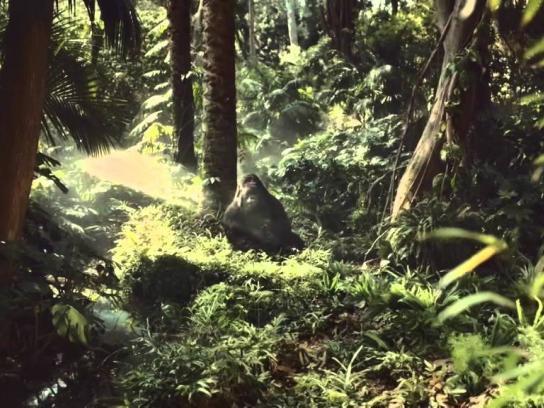 Fenistil Film Ad -  Gorilla