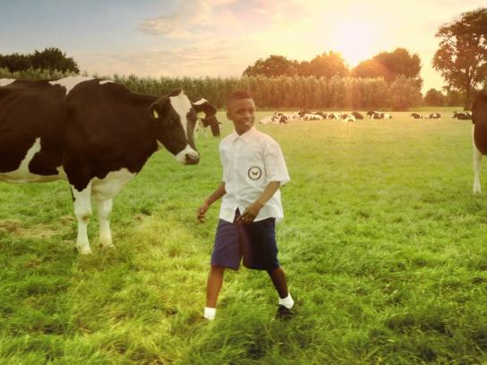 Frisian Flag Film Ad -  Schoolmilk